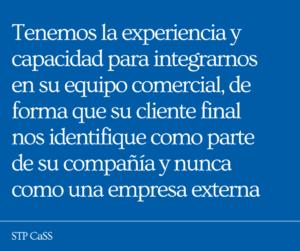 Integración call Center