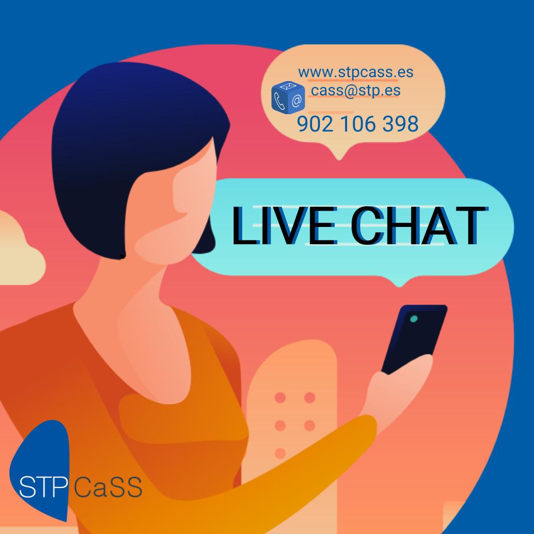 Chat en vivo web