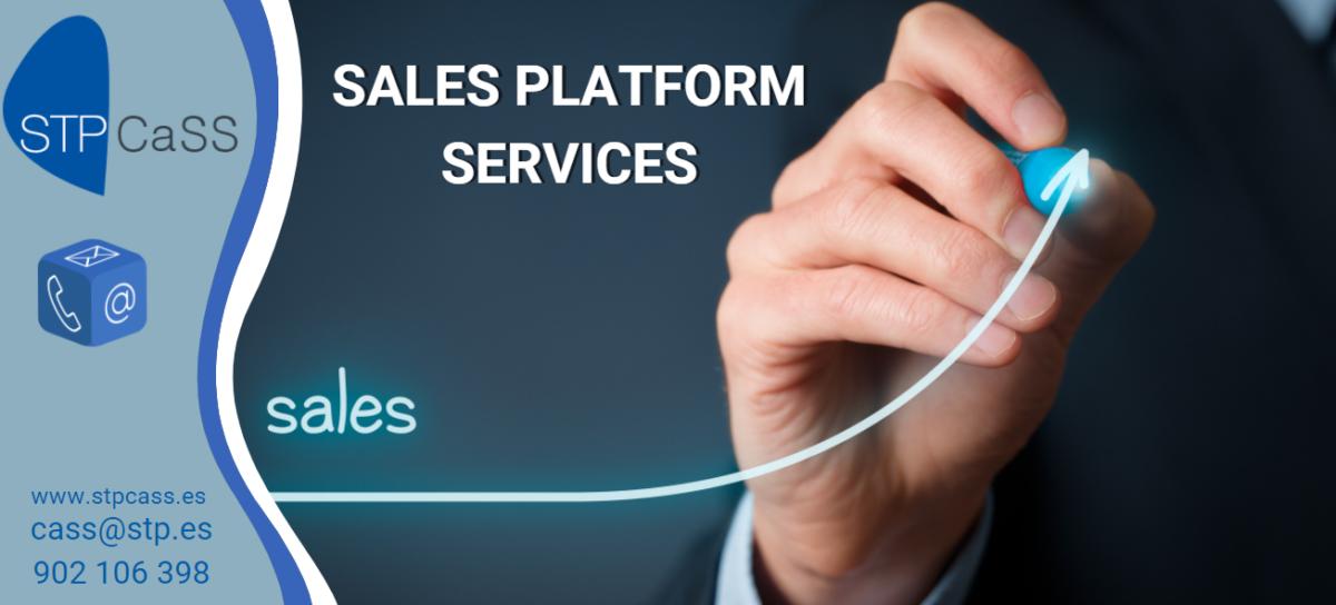 Plataforma de ventas